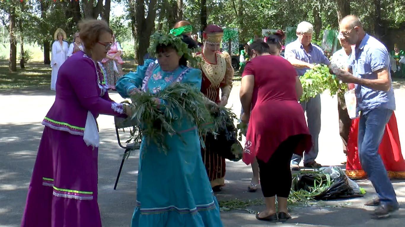 14 районный фестиваль «Березой Русь воспетая»