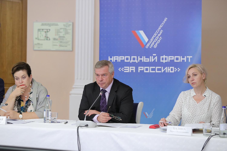 Василий Голубев проинспектирует выделенное жилье в Обливском районе
