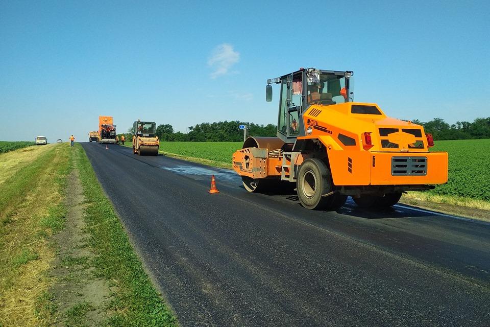 В 2019 году на Дону построят 13,2 км автодорог и 538 метров мостов и путепроводов