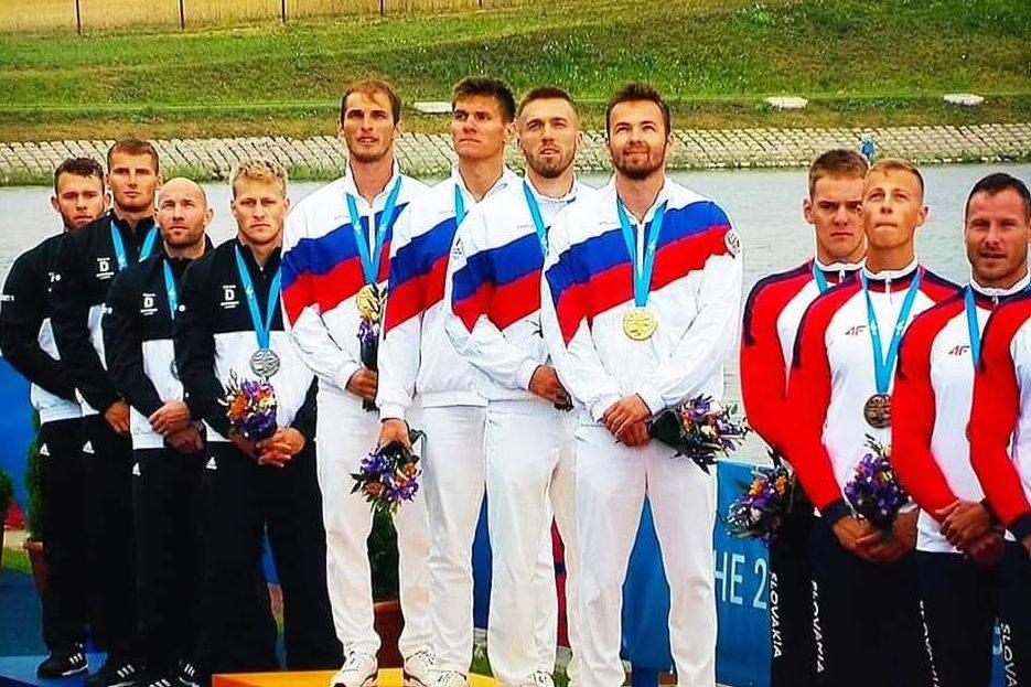 Донские спортсмены продолжают завоевывать медали