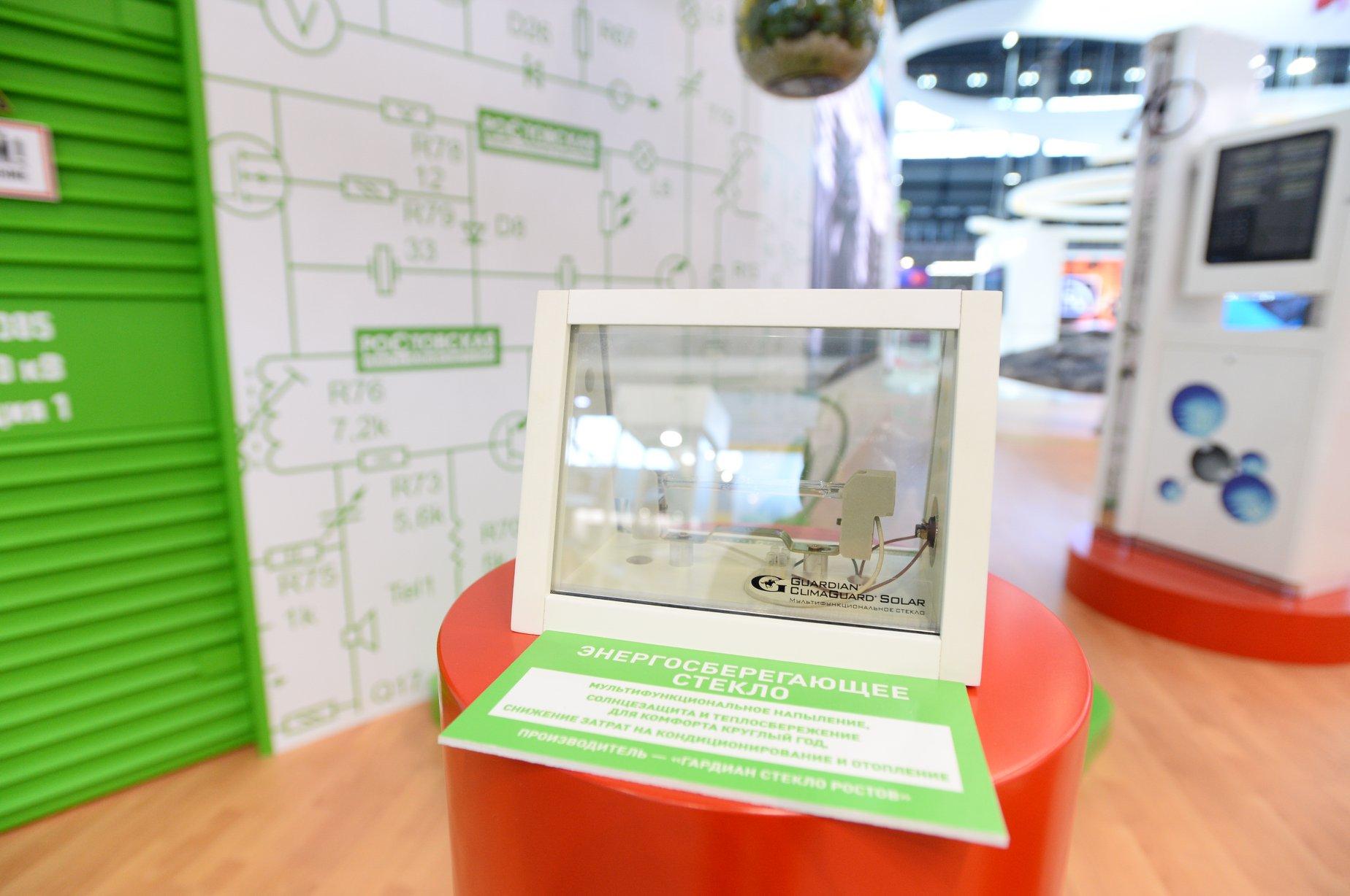 Инновации от «Гардиан Стекло Ростов» представили на «Иннопроме»