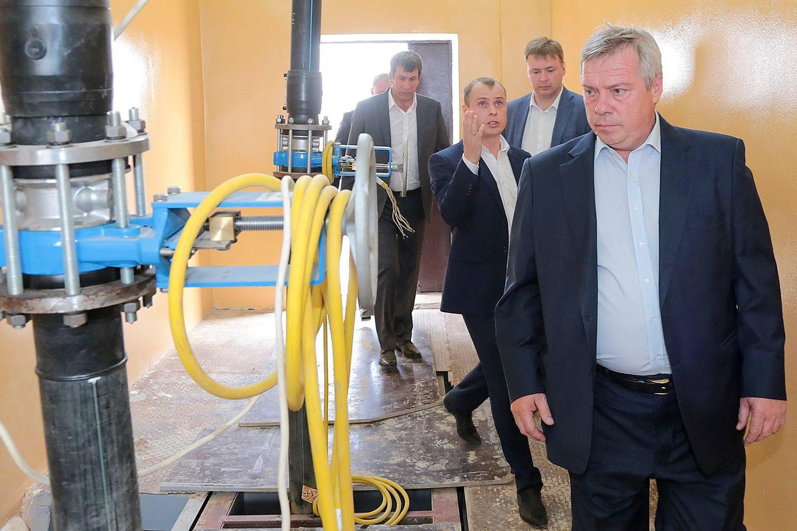 На ремонт коммунальной инфраструктуры Пролетарского района выделено 4,2 млн рублей