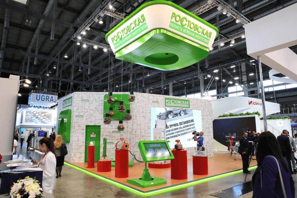 Экологичные технологии — будущее Ростовской области
