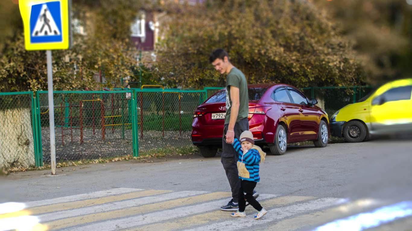 Внимание! Проводится декадник безопасности дорожного движения «Дорога и дети»