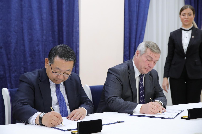 Ростовская область и японская компания «Сискан» подписали обменное письмо о сотрудничестве в сфере медицины