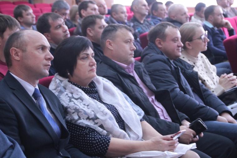 На Дону прошел «День сельскохозяйственного кооператива»