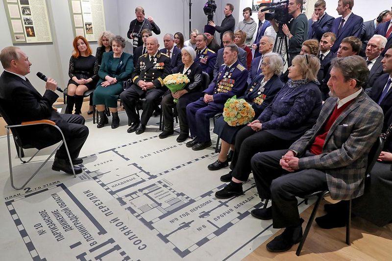 Путин ответил на призыв снять ограничение на число президентских сроков