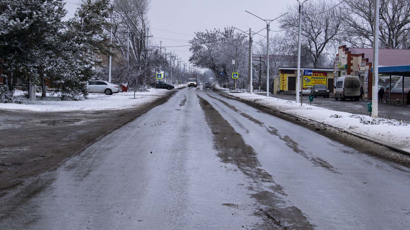 Понижение температуры воздуха, заморозки и, возможно, первый снег