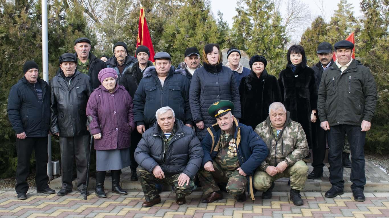 В Целинском районе прошли мероприятия к 31 годовщине вывода советских войск из Афганистана.
