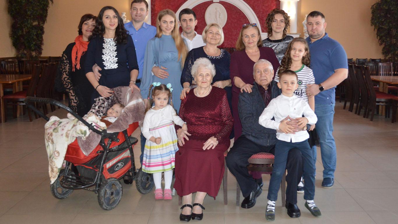 Странички её семейной истории