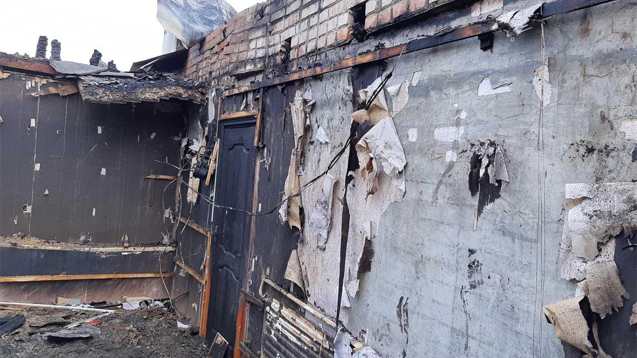 Причина пожара — короткое замыкание