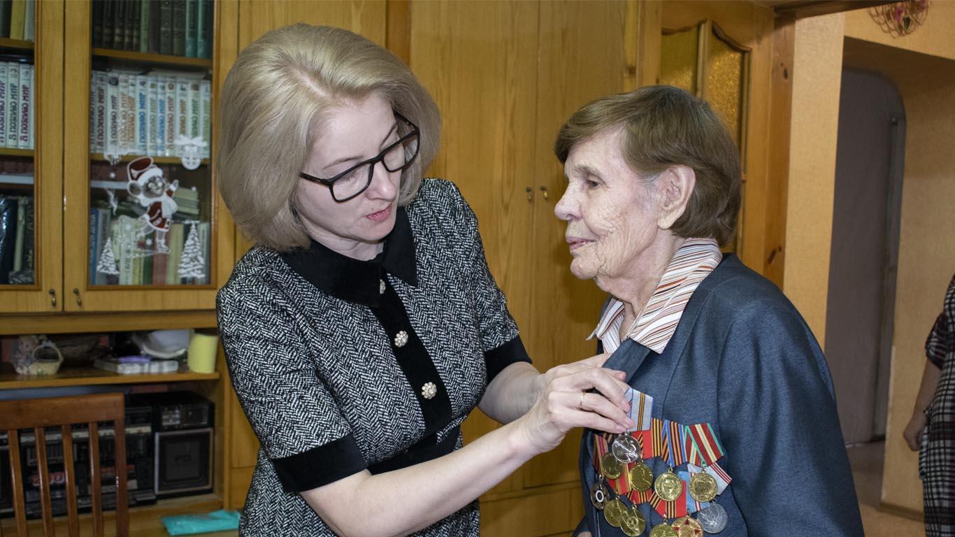 Юбилейные медали к 75-летию Победы
