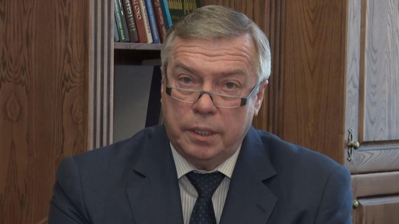 Губернатор: «С 25 мая на Дону будет разрешена торговля непродовольственными товарами»