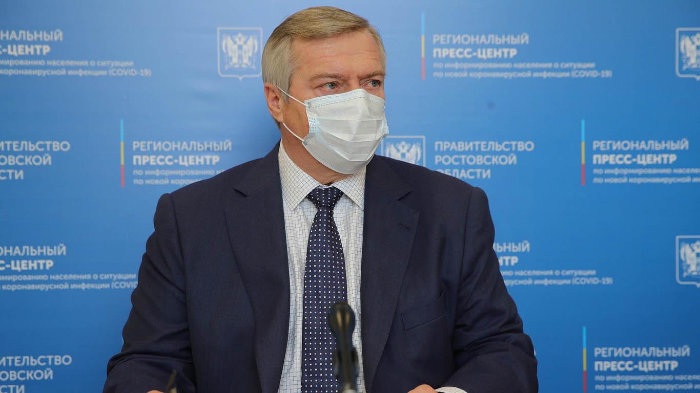 Василий Голубев: «Осенью оценим работу по каждому проекту комфортной среды»