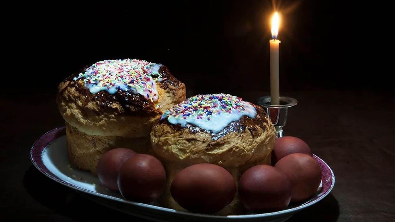 С днем Светлого Христова Воскресения!