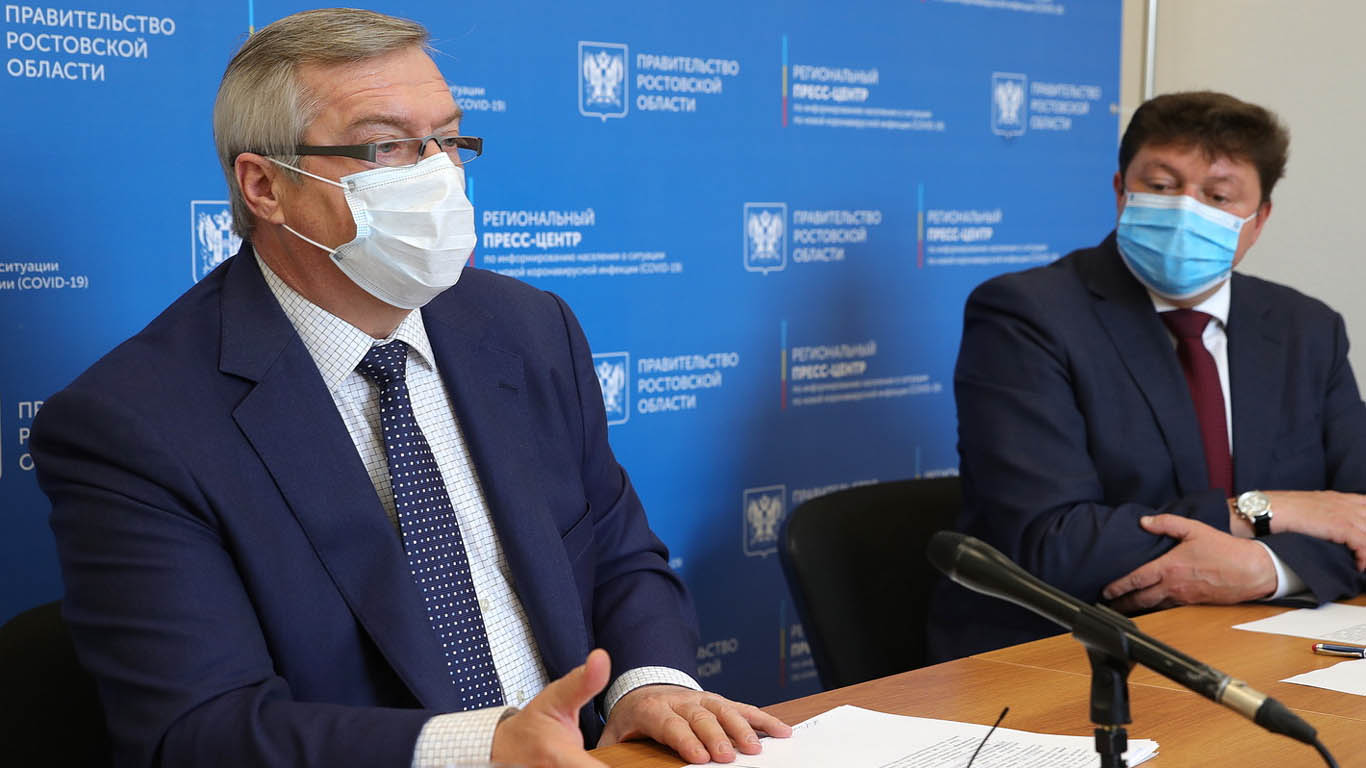 В Ростовской области разрабатывается порядок выезда жителей на дачи