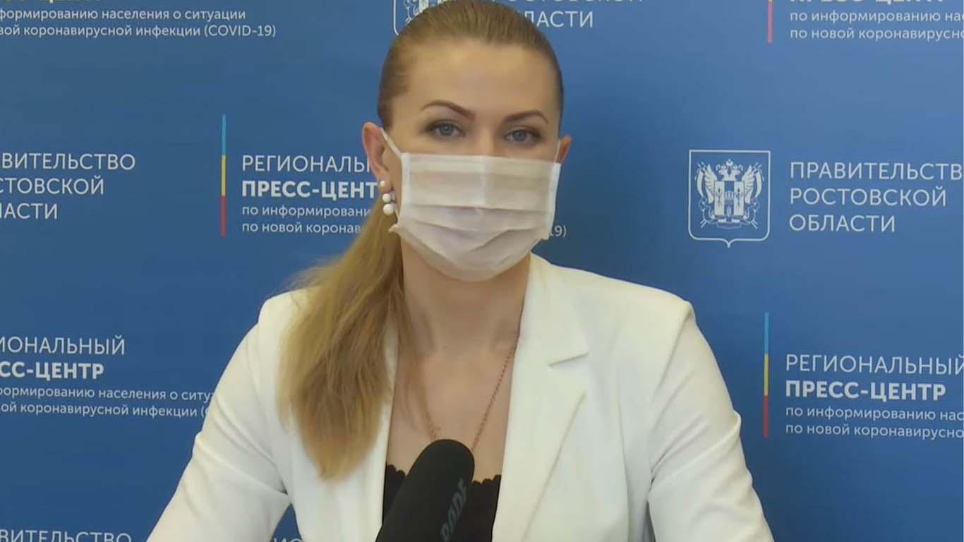 На территории Ростовской области продолжает действовать масочный режим