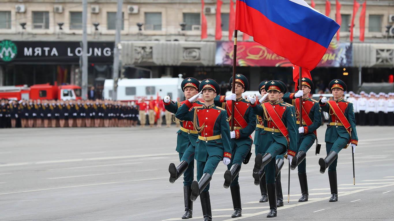 Владимир Путин: Парад Победы пройдет 24 июня