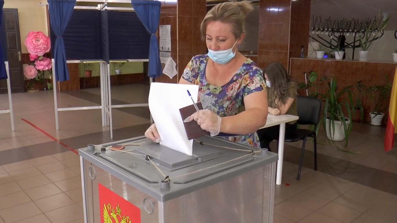 Голосование прозрачно и безопасно