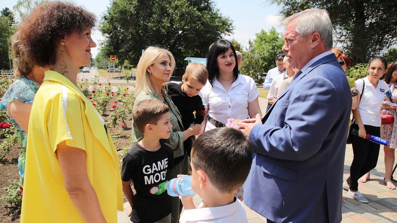 Утвержден порядок голосования по губернаторскому проекту «Народный совет»