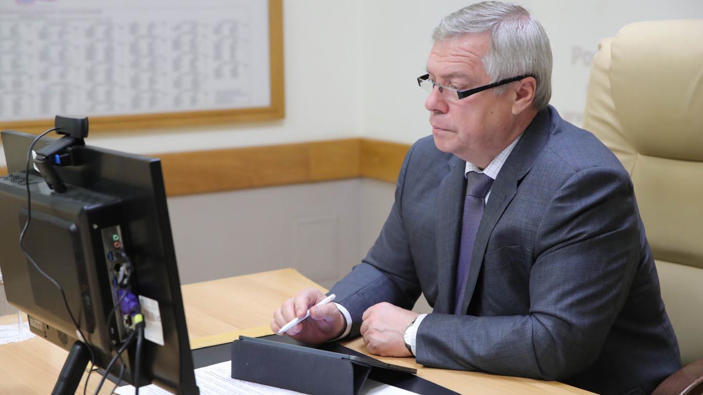 Василий Голубев: «Ситуация по COVID-19 на Дону крайне сложная»