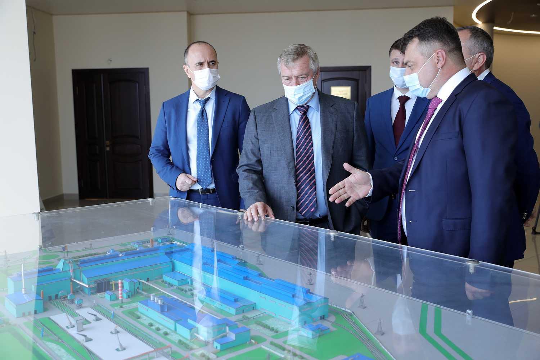 В 2019 году в экономику Дона привлечено почти 283 млрд рублей инвестиций