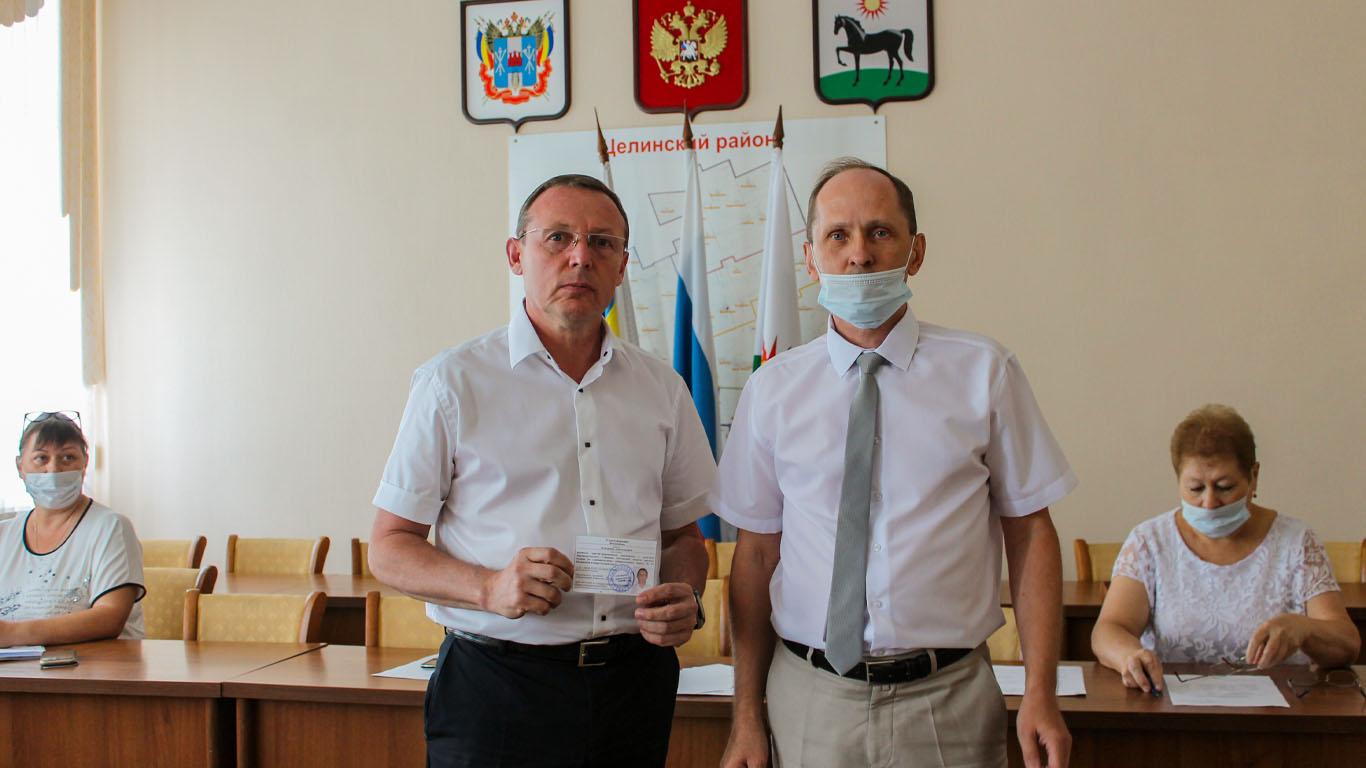 Зарегистрирован первый кандидат в депутаты Законодательного Собрания Ростовской области