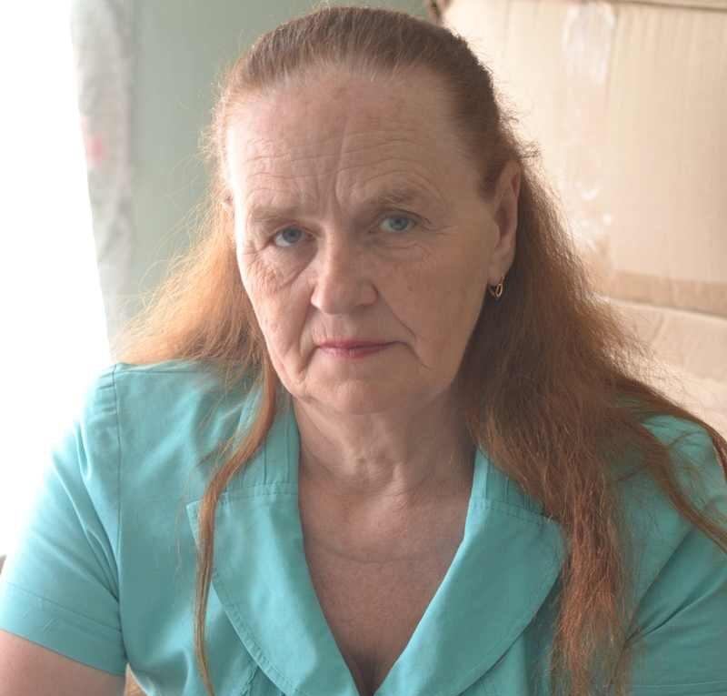 Рабочий юбилей Ольги Бондаревой