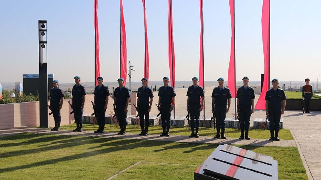 Вечный покой на Аллее Памяти «Самбекских высот» обрели 54 солдата Великой Отечественной