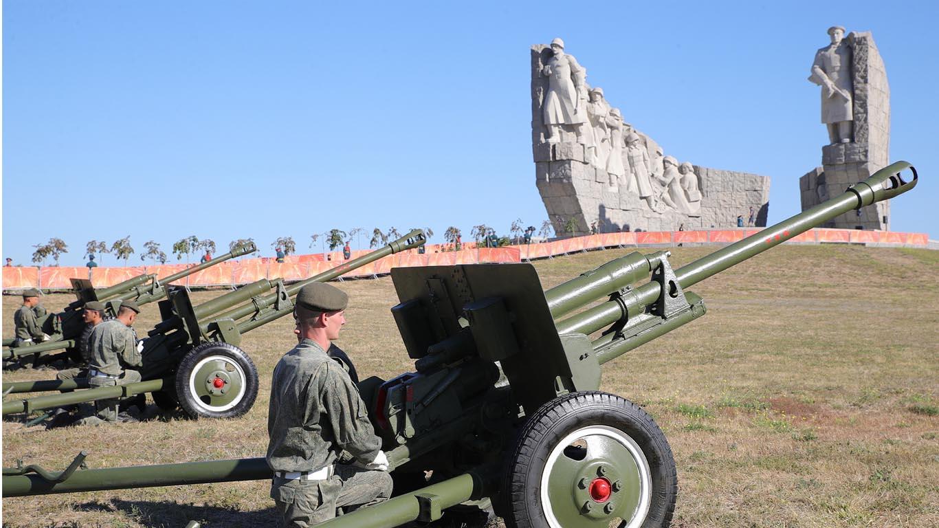 На защиту памяти встаёт народный музейный комплекс «Самбекские высоты»