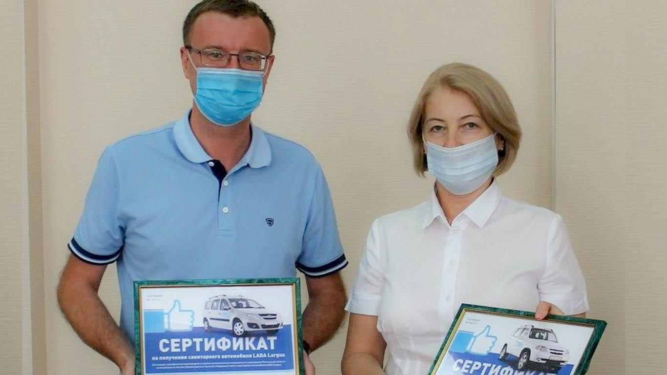 Медицинская помощь для жителей Целинского района станет доступней
