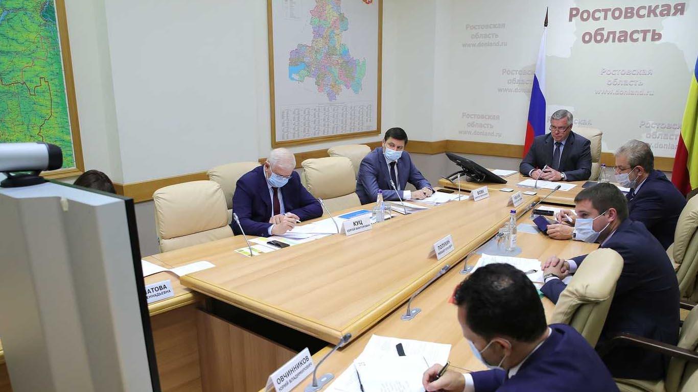 Ростовское транспортное кольцо и жилищное строительство – тесно взаимосвязаны