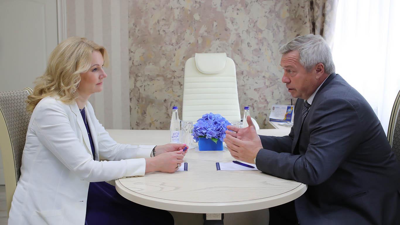 Василий Голубев: «Мы готовы к старту»