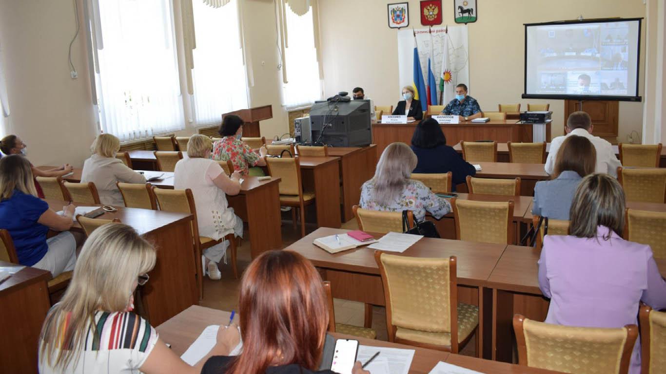 Состоялось заседание комиссии по координации работы по противодействию коррупции в Ростовской области