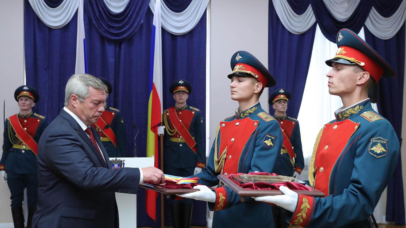 Двум жителям Дона вручены знаки почетных граждан
