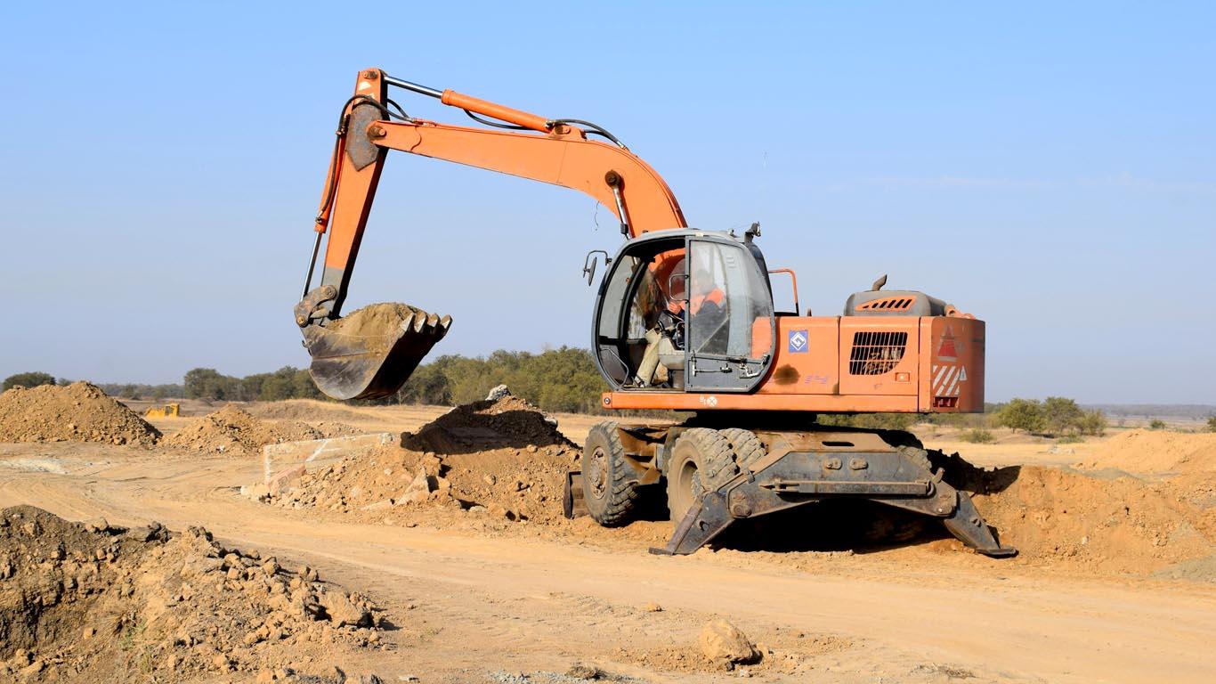 В Целинском районе продолжается реализация проекта по строительству водовода