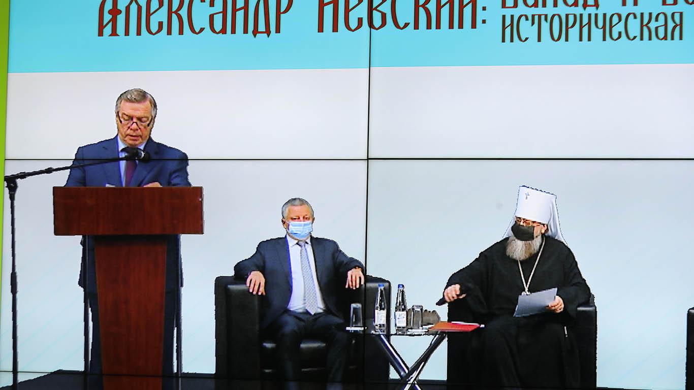 Историческая память народа стала темой XXV Димитриевских образовательных чтений