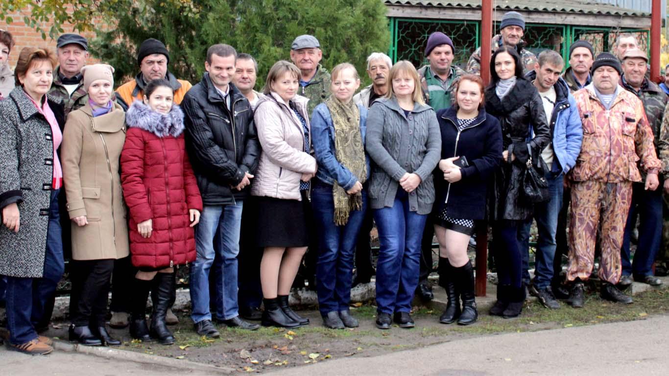 Водо-коммунальное хозяйство Целинского района отмечает 73-ю годовщину