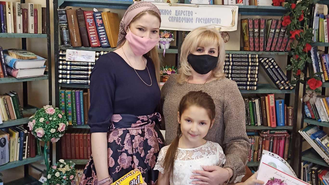 В Михайловской библиотеке подвели итоги онлайн-конкурса