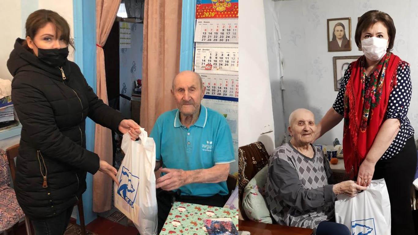 В Ростовской области участники ВОВ получат подарки к Новому году