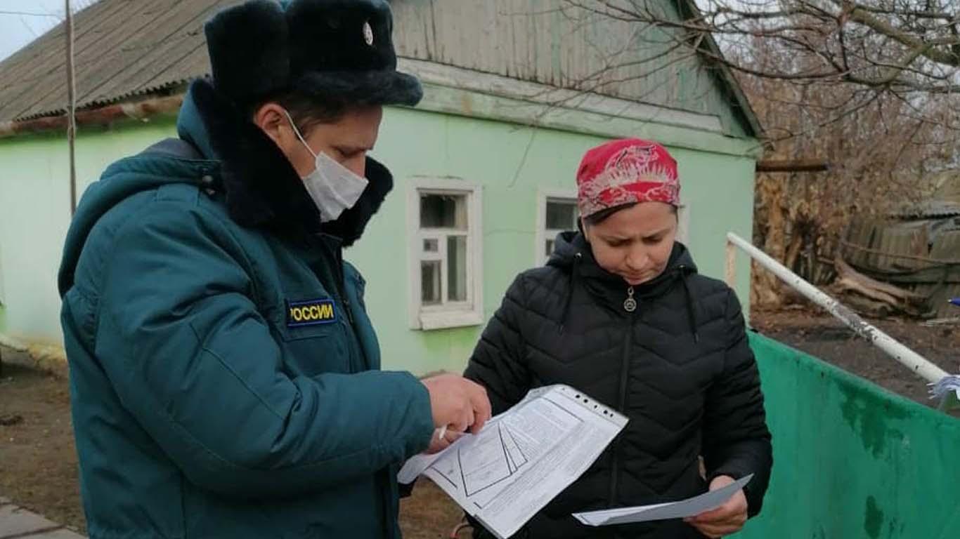 В Целинском районе проводится профилактическая операция «Отопительный сезон»