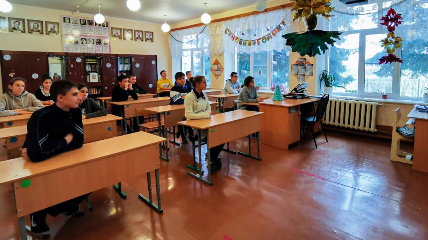 Лопанские школьники ответили на вопрос «Легко ли быть предпринимателем?»