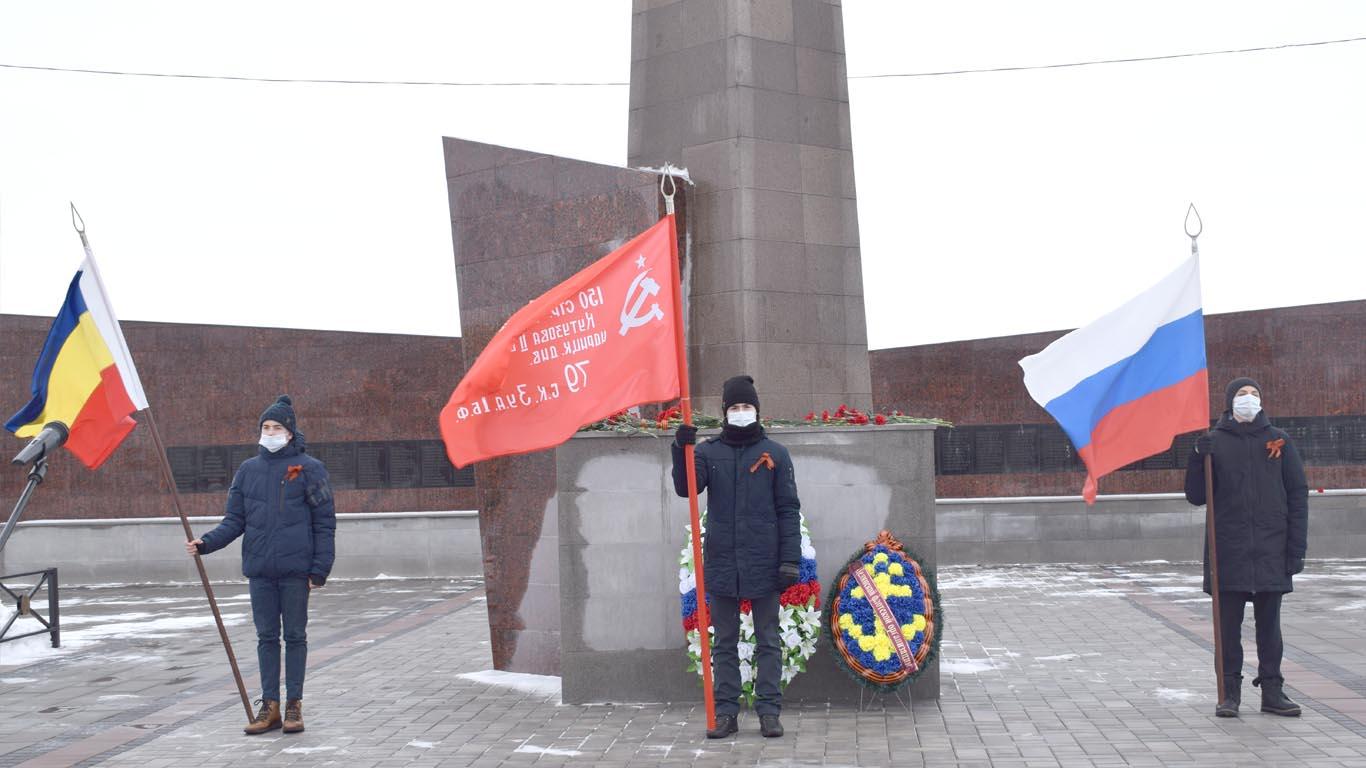 23 января – день освобождения Целинского района от фашистского ига