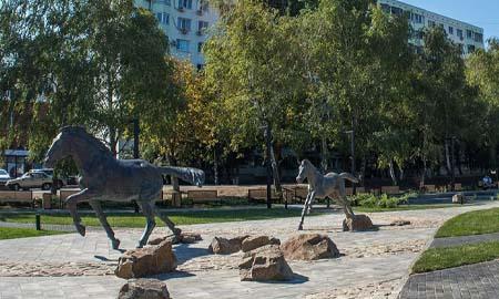 Жители Ростовской области смогут выбрать дизайн-проекты благоустраиваемых объектов 2022 года