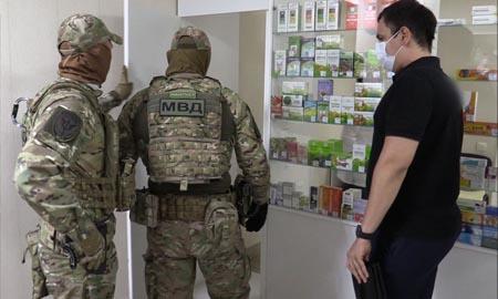 Донские полицейские борются с безрецептурной продажей препаратов, содержащих сильнодействующие и психотропные вещества