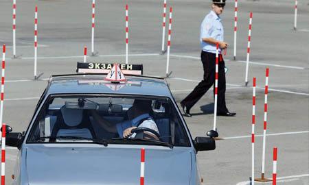 С 1 апреля в России меняются правила сдачи экзамена на права и выдачи водительских удостоверений