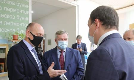 Дан старт масштабному обновлению Таганрога