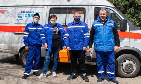 28 апреля – День работников скорой помощи