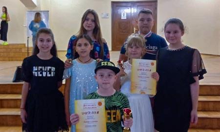Целинские дарования приняли участие в конкурсе «Детство цвета апельсина»