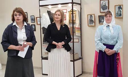 Духоборцы Целинского района приняли участие в выставке «Мы люди, именованные духоборцы»